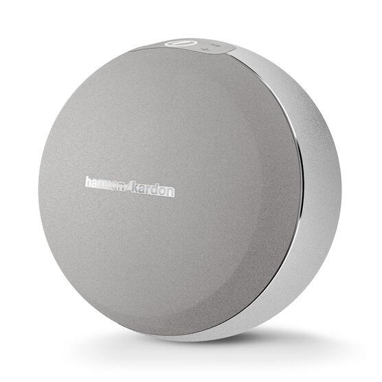Omni 10 Plus - White - Wireless HD speaker - Detailshot 3