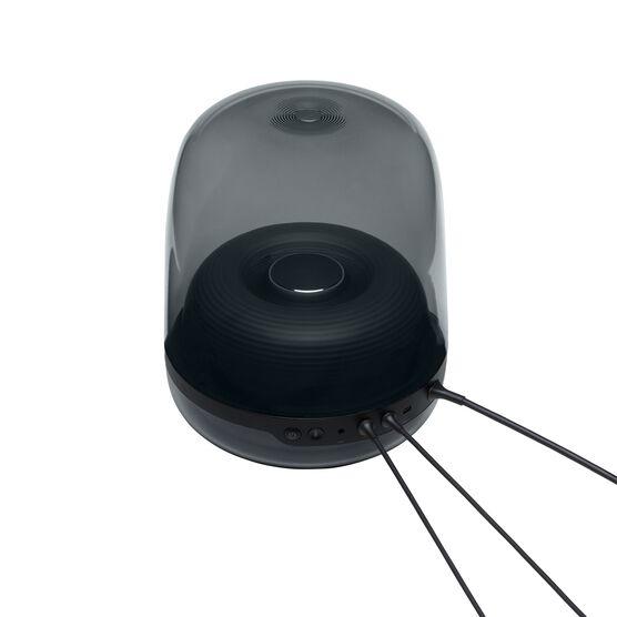 Harman Kardon SoundSticks 4 - Black - Bluetooth Speaker System - Detailshot 6