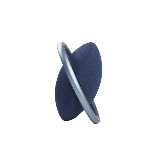 Onyx Studio 7 - Blue - Portable Stereo Bluetooth Speaker - Left
