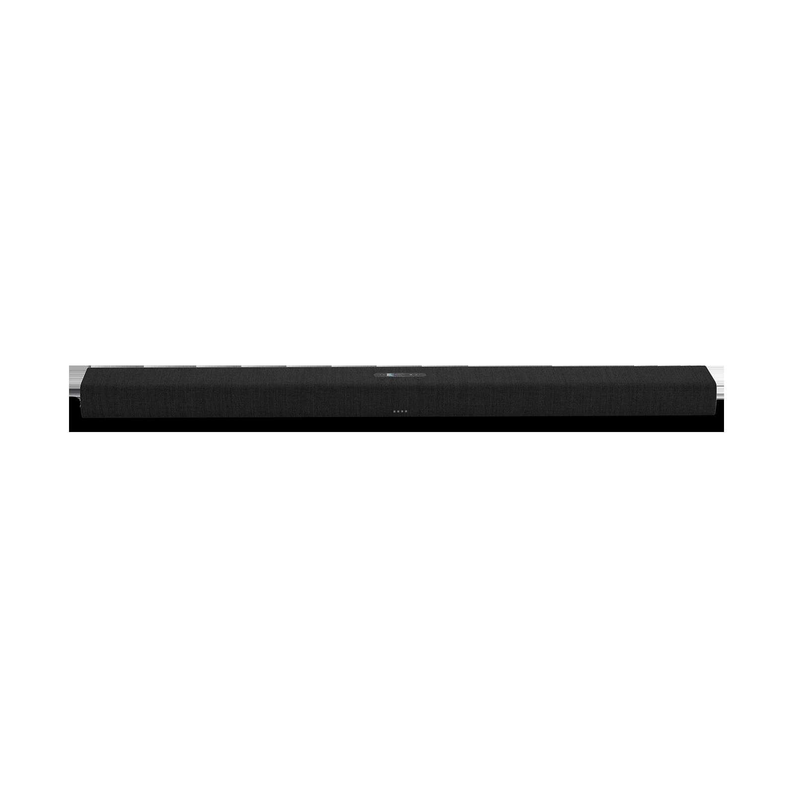 Harman Kardon Citation Bar - Black - The smartest soundbar for movies and music - Front