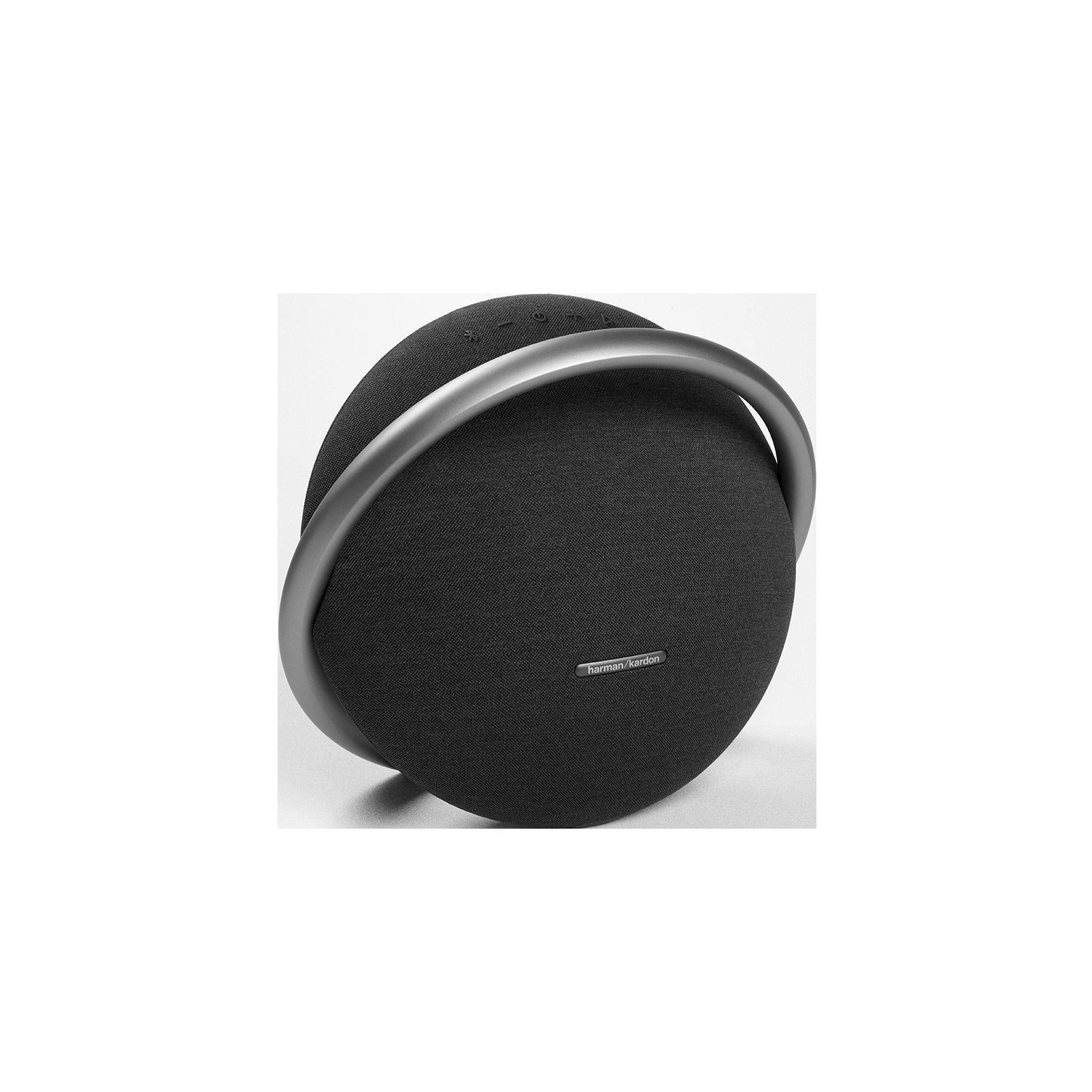 Onyx Studio 7 - Black - Portable Stereo Bluetooth Speaker - Hero