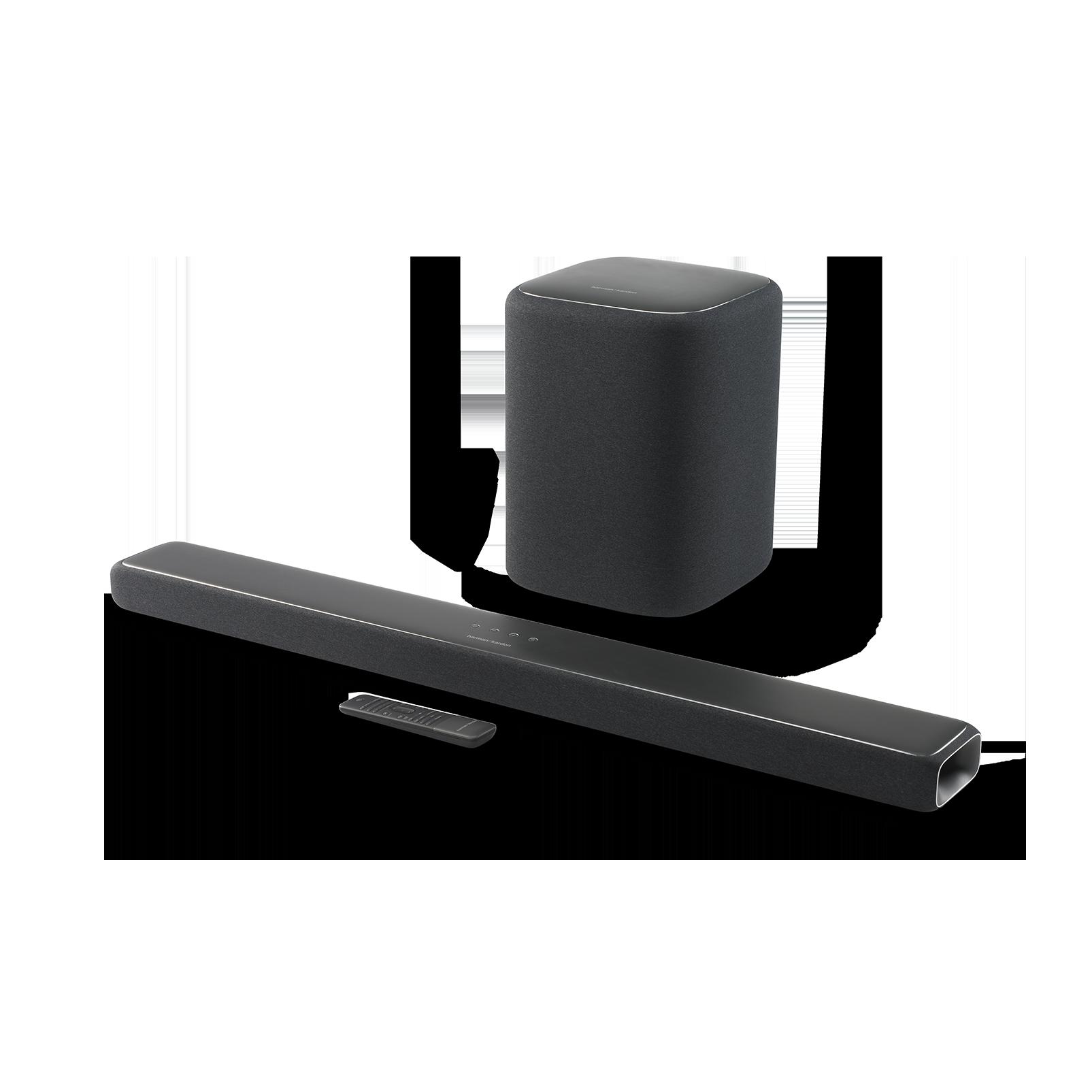 Enchant 1300 - Graphite - All in One 13-Channel Soundbar with MultiBeam™ Surround Sound - Detailshot 3