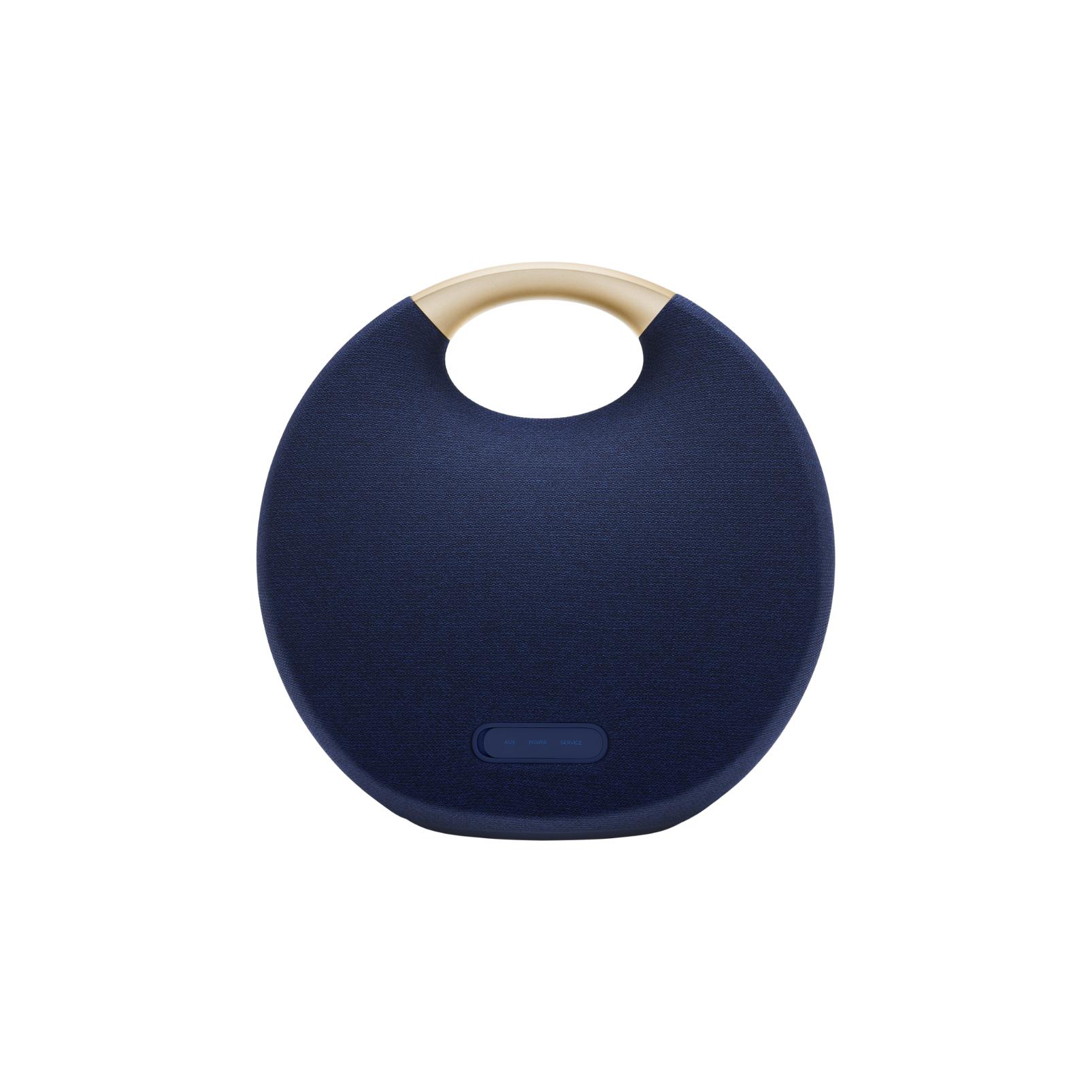 Onyx Studio 6 - Blue - Portable Bluetooth speaker - Back
