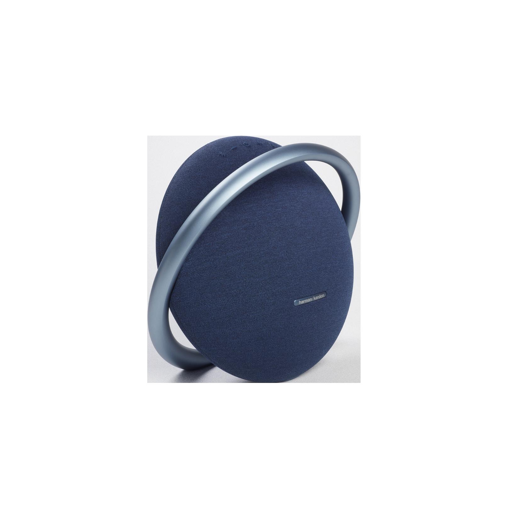 Onyx Studio 7 - Blue - Portable Stereo Bluetooth Speaker - Detailshot 1