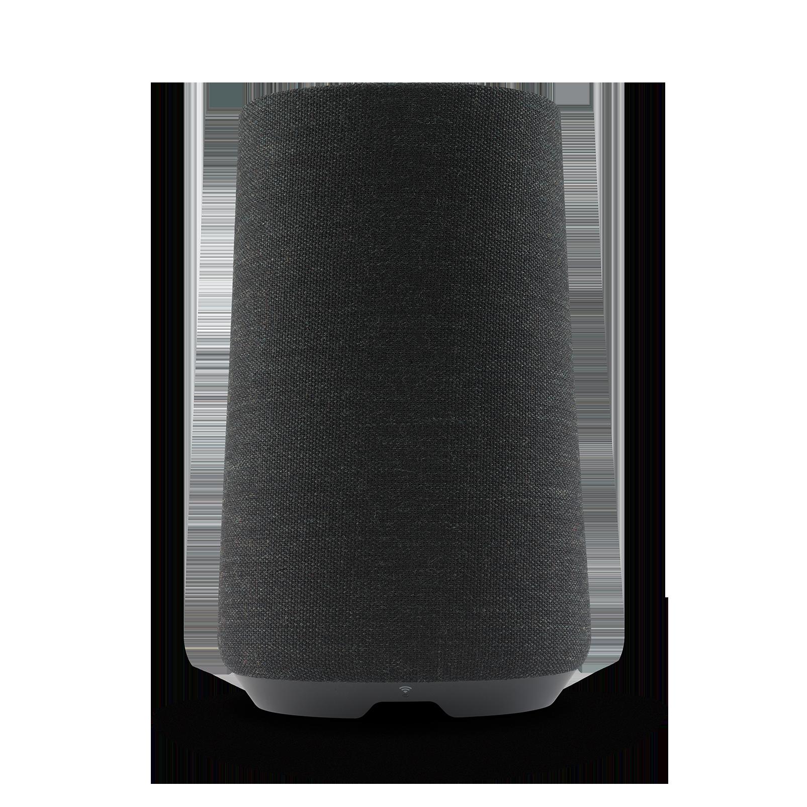 Harman Kardon Citation 100 - Black - The smallest, smartest home speaker with impactful sound - Back
