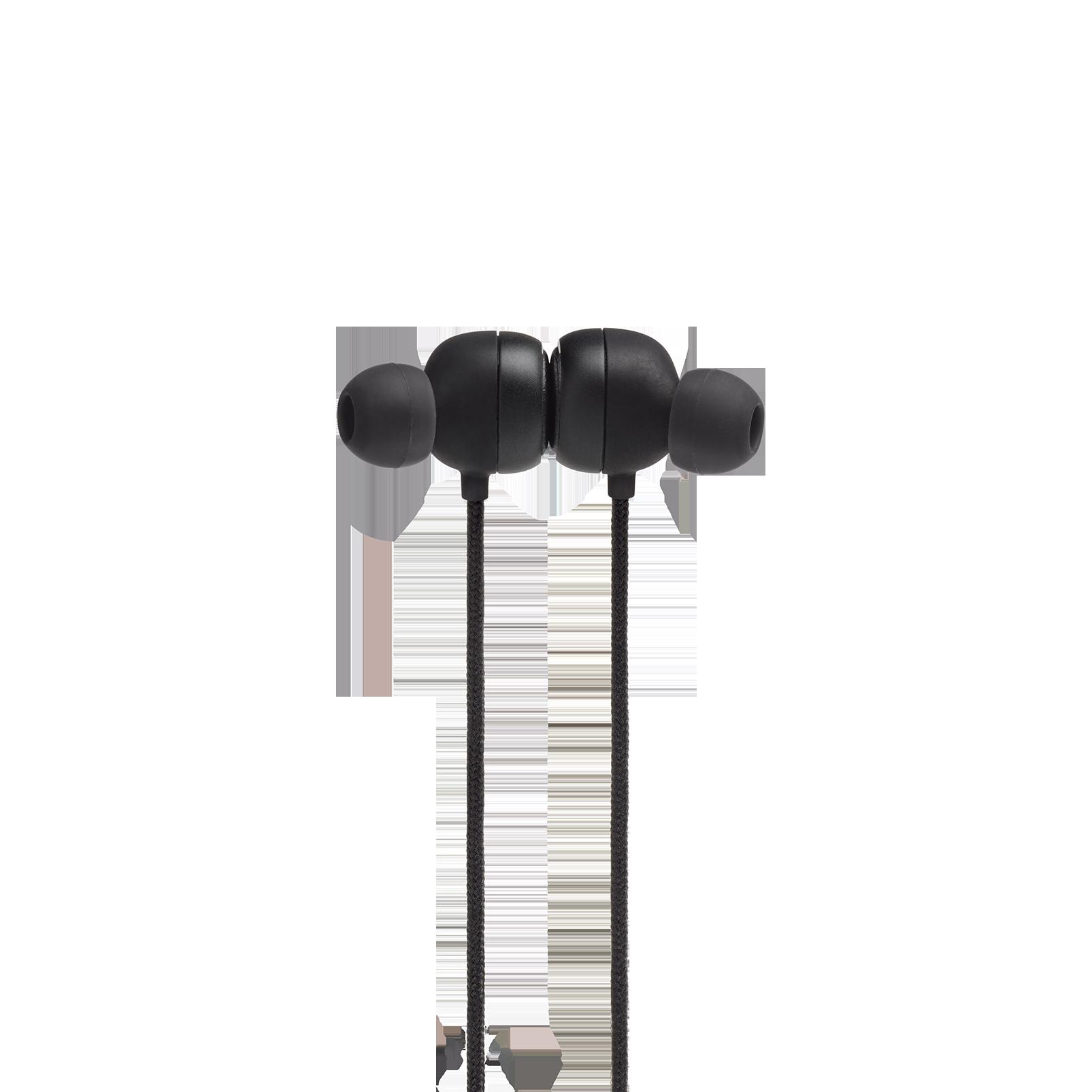 Harman Kardon FLY BT - Black - Bluetooth in-ear headphones - Detailshot 3